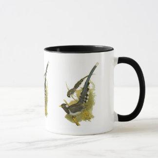 Yellow-billed (or Gold-billed) Blue Magpie Mug