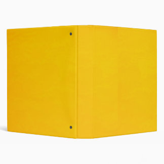 Yellow Binder Ready for your designs