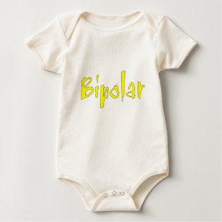 Yellow Bipolar Bodysuit