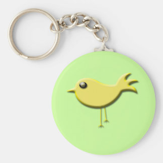Yellow Bird Gifts Keychain