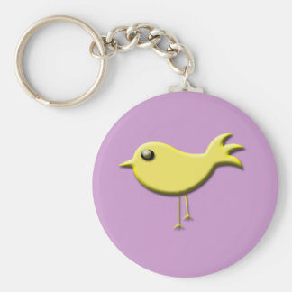 Yellow Bird Gifts Key Chains