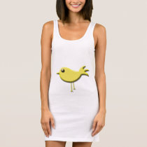 Yellow Bird Gifts Sleeveless Dress