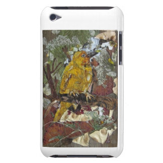 Yellow Bird iPod Touch Case-Mate Case