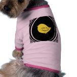 Yellow Bird Photography Doggie Tshirt