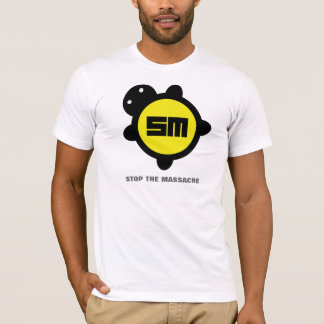 Yellow / Black T-Shirt