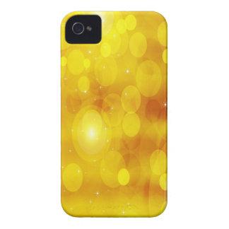 Yellow Blackberry Case