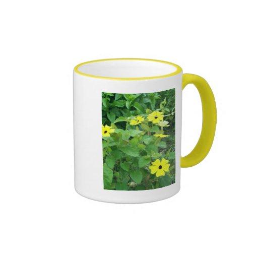 Yellow Bloom Mug