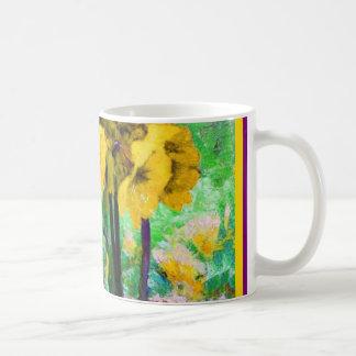 Yellow Blooming Belladonna's Gifts by Sharles Coffee Mug