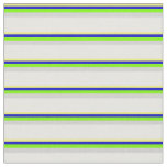 [ Thumbnail: Yellow, Blue, Green, Light Grey, and Mint Cream Fabric ]