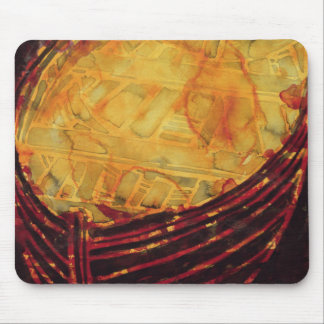 Yellow Boat 2007 Mouse Pad