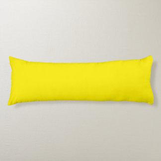 """Yellow"" Body Pillow"