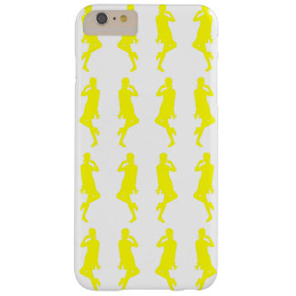 Yellow Bold Mod GoGo Girls Barely There iPhone 6 Plus Case