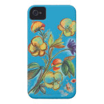 Yellow Bouquet IPhone case iPhone 4 Cases