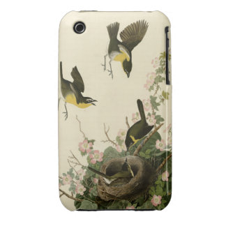 Yellow-breasted Chat iPhone 3 Case
