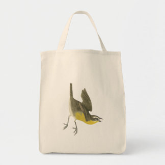 Yellow-breasted Chat Songbird Bag