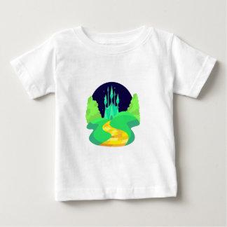 yellow brick road baby T-Shirt
