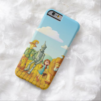 Yellow Brick Road Barely There iPhone 6 Case