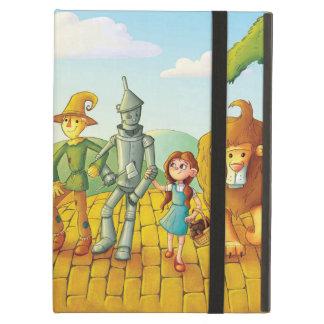 Yellow Brick Road iPad case
