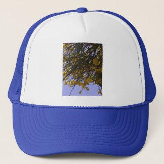 Yellow Broom Trucker Hat