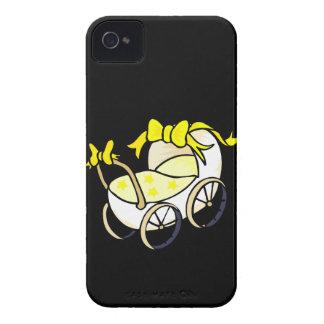 Yellow Buggy Blackberry Bold Case