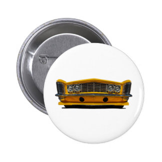 Yellow Buick Button