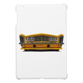 Yellow Buick iPad Mini Cover