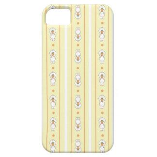 Yellow Bunny Rabbit iPhone 5 Case