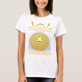 Yellow Burst T-Shirt