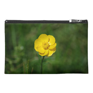 Yellow Buttercup Travel Accessories Bags