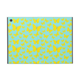 Yellow Butterflies iPad Mini Cases