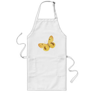 Yellow Butterfly - Apron