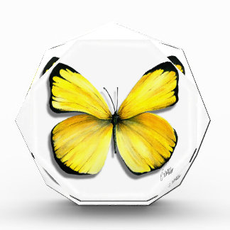 yellow butterfly award
