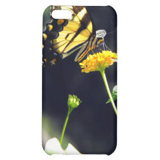 Yellow Butterfly Speck Case iPhone 5C Cover