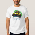 Yellow cab cartoon: Not your average taxi driver T Shirt