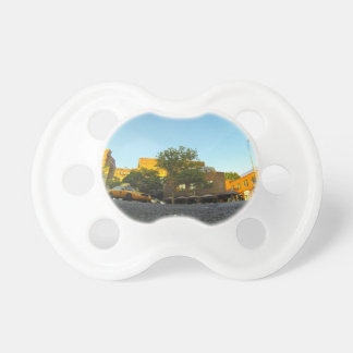 Yellow Cab in New York BooginHead Pacifier