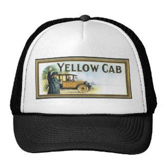 Yellow Cab Trucker Hat