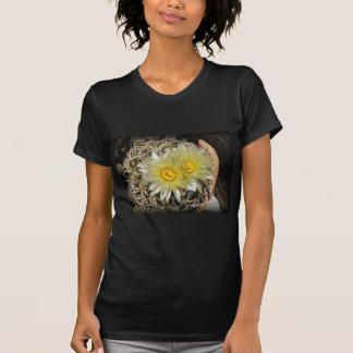 Yellow Cactus Blooms T-Shirt
