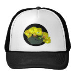 YELLOW CACTUS BLOSSOMS HAT