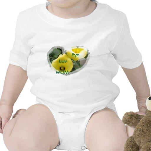Yellow Calla Lilies and Hearts Creeper