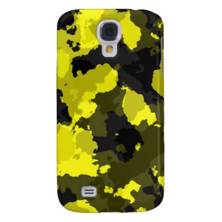 Yellow Camouflage iPhone 3G(s) Case