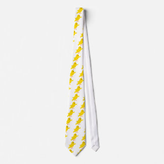 Yellow Canary Neck Tie