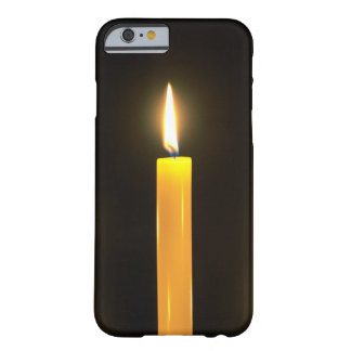 Yellow Candle iPhone 6/6s Case