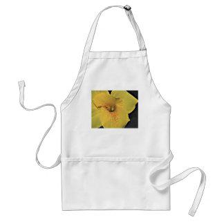 Yellow Canna Lily Apron