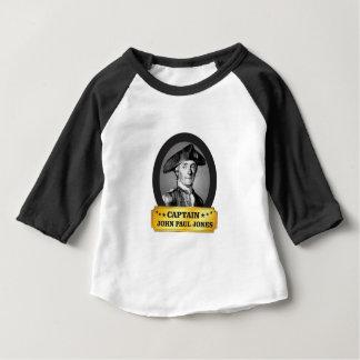 yellow captain jones baby T-Shirt