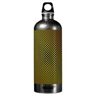 yellow carbon fiber vo.1 SIGG traveler 1.0L water bottle