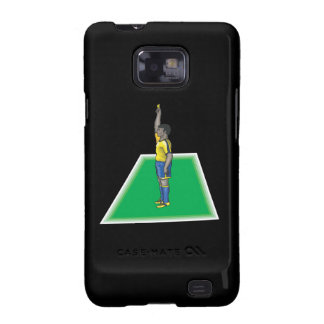 Yellow Card Galaxy S2 Cases