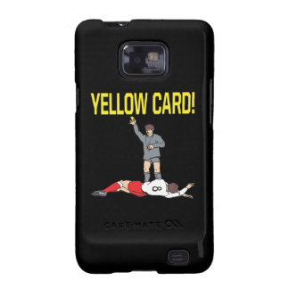 Yellow Card Galaxy SII Covers