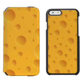 Yellow Cheese iPhone 6/6s Wallet Case
