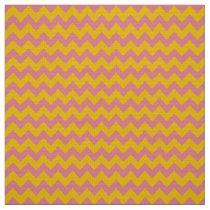 yellow chevron zigzag pattern fabric