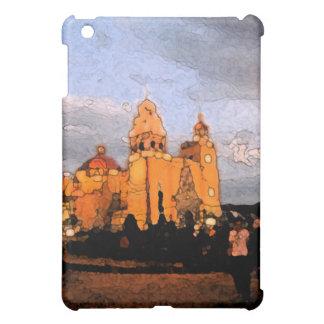 Yellow Church Case For The iPad Mini